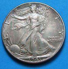Mezzo Dollaro Stati Uniti d'America Libertà che cammina 1941 - Argento - 637