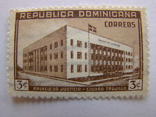 Dominican Republic Stamp 1946 Scott 420 A93  3c Palacio De Justicia