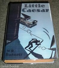 Little Caesar W.R Burnett True 1st Print 1st Issue