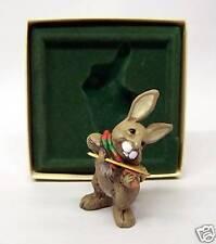 "1981 Hallmark Rabbit ""The Friendly Fiddler"" Ornament"
