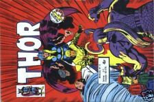 BD TTBE : THOR N° 12 (THOR CAPTAIN AMERICA) QUAND PARLE LE DRAGON (JACK KIRBY)