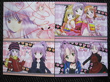 Shugo Chara Anime / Manga Postcards #3 ( Set of 10 )