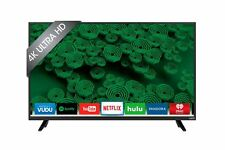 """Vizio D40U-D1 40"""" 4K Ultra HD Full Array LED Smart HD TV w/ built-in Wi-Fi Apps"""