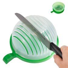Salad Maker Tool Cutter Bowl Easy Washer Chopper Slicer in 60 Seconds