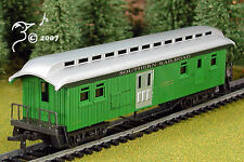 Old Timey Overton Style Southern Railroad Postal Ho Scale 1:87 by Model Power