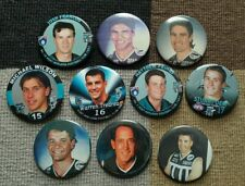 Port Adelaide Football Club AFL SANFL Player Badge Pin Power Magpies Collector