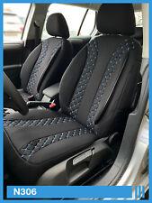 Autositzbezüge für Volvo XC 60 FL 08-5-Sitze Dunkel Rot Schonbezüge Sitzbezüge
