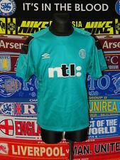 5/5 Celtic adults M 1999 third rare MINT football shirt jersey trikot soccer