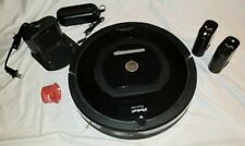 irobot 770 roomba vacuum sweeper system with extras