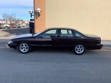 Chevrolet: Impala SS