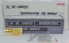 Märklin 4391 NS Speciaal 60 DE LANGSTE REIZIGERSTREIN TER WERELD kortkoppeling