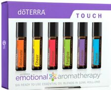 doTERRA Emotional Aromatherapy Touch Kit   6 x 10mL Rollers   Cheer Console