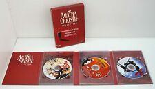 AGATHA CHRISTIE COLLECTION n. 3 DVD ITA con Cofanetto. Universal