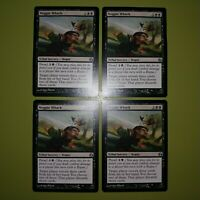 Noggin Whack x4 Morningtide 4x Playset Magic the Gathering MTG