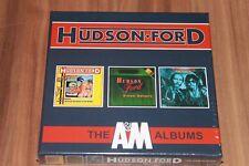 Hudson-Ford - The A&M Albums (2017) (3xCD) (CAROLR070CD) (Neu+OVP)