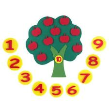 Montessori Educational Supplies Apple Tree Toys Math Kids Toy Digital Cognitive
