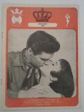 The Magazine for Members of the Official Elvis Presley Fan Club- April /May 1982