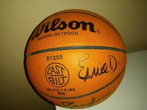WilsonBasketball Celtics Ernie D/Satch Sanders/Don Nelson/Kevin Stacom/Sam Jones