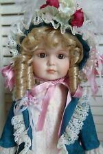 "Lucinda- Patricia Pat Loveless Antique Repro. Mein Leibling 15.5"" Porcelain Doll"
