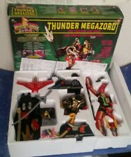 POWER RANGERS MIGHTY MORPHIN  MMPR THUNDER MEGAZORD BOXED 100% COMPLETE