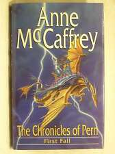 The Chronicles of Pern: First Fall, McCaffrey, Anne, Very Good Book