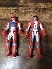 Power Rangers Operation Overdrive  RED RANGER Bandai Action Figures X
