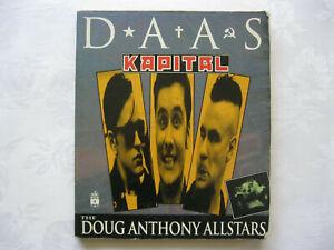 DAAS KAPITAL ~ THE DOUG ANTHONY ALLSTARS (Signed/Inscribed)