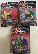 New In Box Lot of 3 Power Rangers Mystic Force