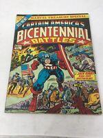 1976 Marvel Treasury Special Captain America's Bicentennial Battles Vol 1