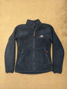 Mountain Equipment Moreno Fleece Jacket Women's Size 8, Blue