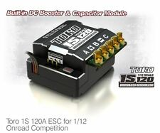 Regolatore Brushless Toro SkyRC ESC Toro 1S120 for 1 cell 1/12 SK-300048