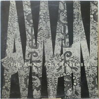 THE AMAN FOLK ENSEMBLE s/t LP Folk/Ethnic – Eastern Europe/Western Asia