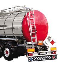 Schmutzfänger Schmutzfängerleiste  Lkw Truck universell Anhänger Spritzschutz