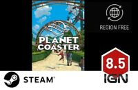 Planet Coaster [PC] Steam Download Key - FAST DELIVERY
