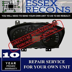 FORD TRANSIT MK7 INSTRUMENT CLUSTER, DASHBOARD REPAIR SERVICE