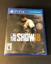 MLB The Show 18 (PS4) NEW