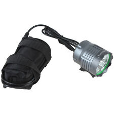 15000LM 4 x CREE XM-L T6 LED 3 Modes Bicycle Headlight Bike Torch + Battery Sets
