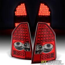 2005-2007 Chrysler 300 LED Tail Lights Brake Lamps Pair Set 05 06 07 Left+Right