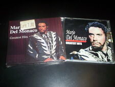 Mario Del Monaco - Greatest hits CD Replay music
