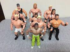OSFT WCW/WWE Wrestling Figures 1998-99 Lot of 10