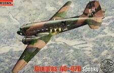 ABATTAGE DES ARBRES - Douglas AC-47 D Spooky USAF 1968 modèle-kit - 1:144 astuce