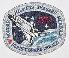 Ricamate patch spaziale NASA sts-42 dello Space Shuttle Discovery... a3102