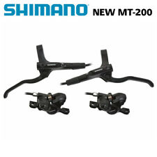 Shimano BR+BL-MT200 MTB Bicycle Hydraulic Disc Set Brake Front & Rear Set