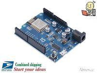 WeMos D1 WiFi UNO R3 development board based on ESP8266 ESP-12E direct use IDE