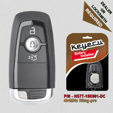 Replacement Remote Key Fob 434MHz for Ford Edge 2018 HS7T-15K601-DC A2C93142101