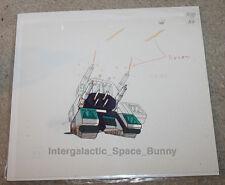 Original Japan Transformers Anime Cel Animation Art Sixshot Tank Mode