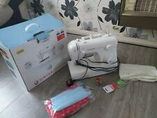 More details for singer model 1507 sewing machine with canvas cover