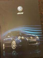Car Brochure - 2007 Volkswagen Golf R32 - South Africa