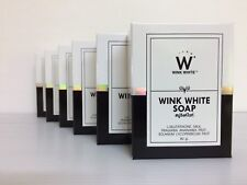Skin Whitening, Wink White Soap, Glutathione, ***NEW*** Rejuvenating,  (6 x 80g)