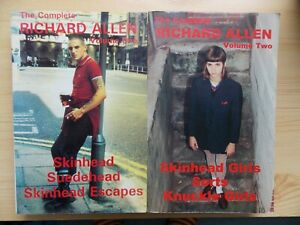 The Complete Richard Allen: v. 1:  Skinhead ,  Suedehead ,  Skinhead Escapes by